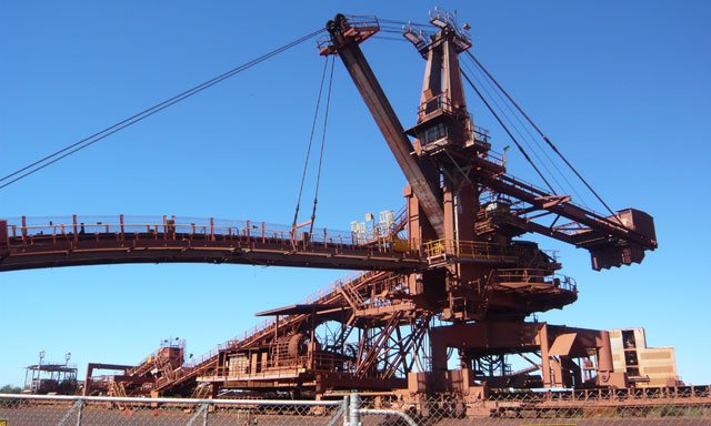 BHP Billiton Iron Ore Tour