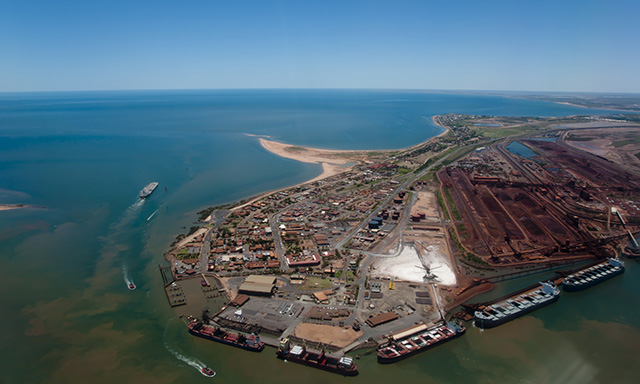Historic Port Hedland