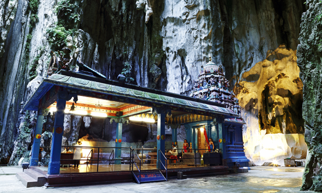 Batu Caves and City Experience