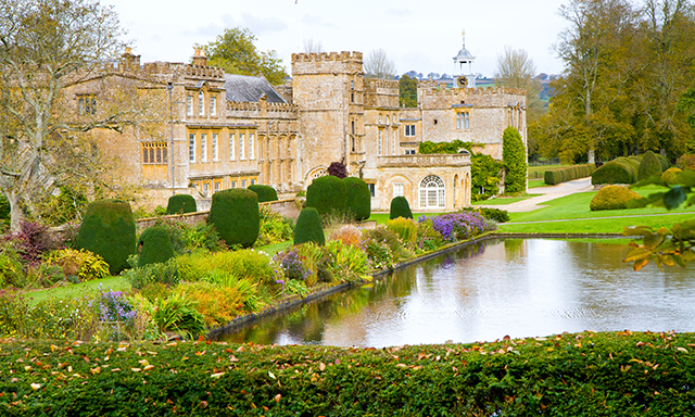 Forde Abbey Discovery