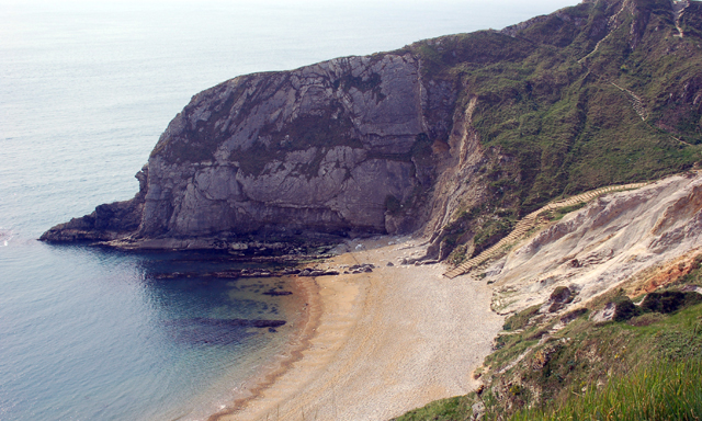 Jurassic Coastal Walk (Durdle Door/Lulwoth Cove)