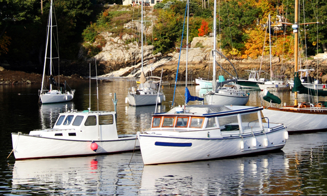 Kennebunkport and Scenic Cruise