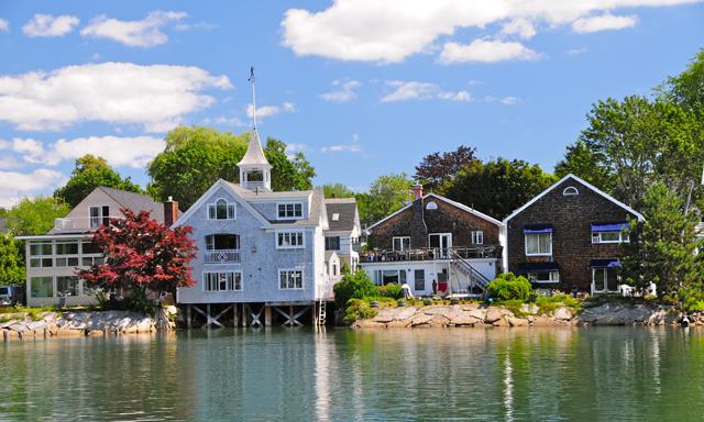 Best of Portland & Kennebunkport Village