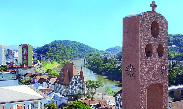 Blumenau's German Heritage
