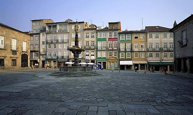Guimaraes Birthplace of a Nation