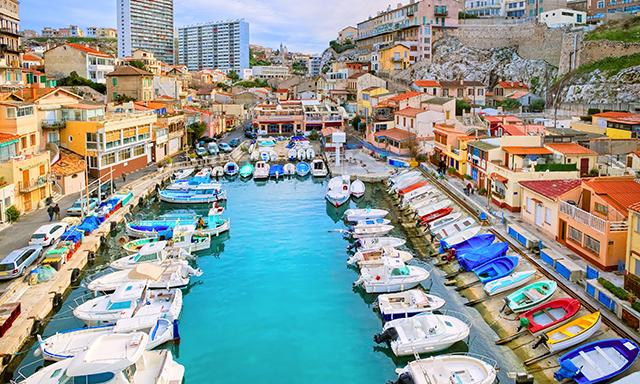 Descubre la ciudad de Marsella