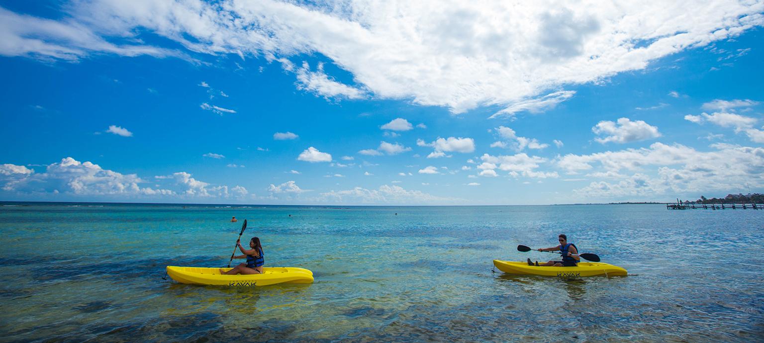 Costa Maya Jungle Beach Break