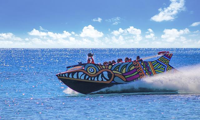 Aqua Rocket And All Inclusive Beach Break