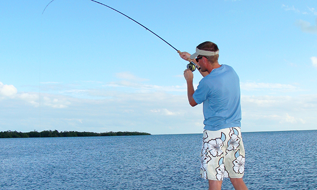 Fly-Fishing Bacalar Flats