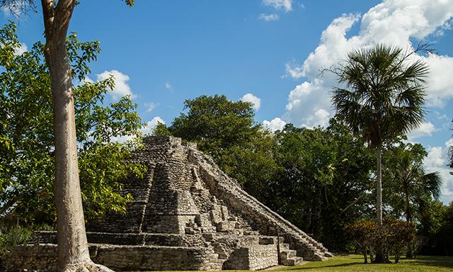 Costa Maya Village, Ruins and Beach Buffet