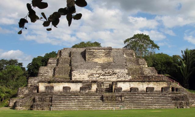 Kohunlich & Dzibanche Mayan Ruins Combo
