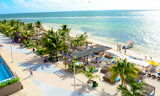 Costa Maya Jungle Beach Break