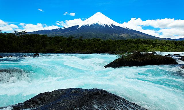 Petrohue River Rafting