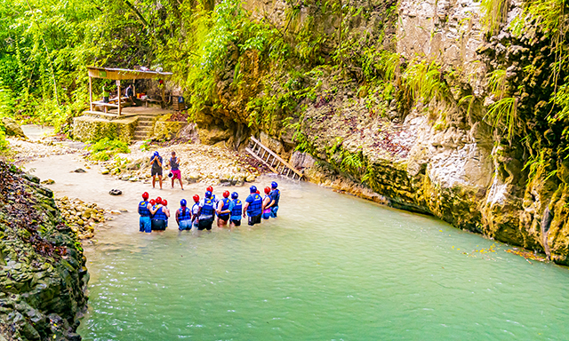 Damajagua Waterfalls 12 Falls
