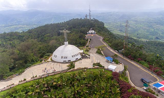 Isabel de Torres Mountain & Puerto Plata City