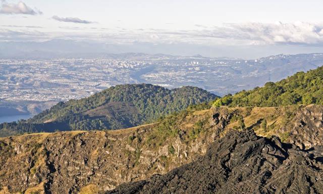 Pacaya Volcano Climbing