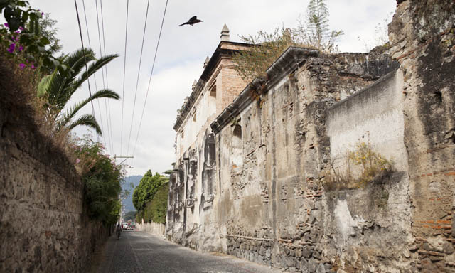 Guatemalan Gastronomic Experience in Antigua & Sightseeing