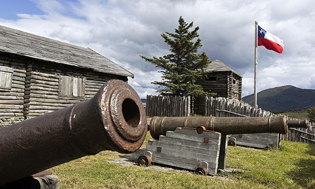 Fort Bulnes Historical Park