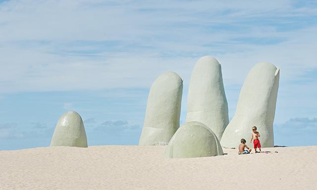 Punta Del Este by Bike