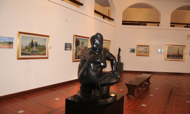 Punta del Este, Ralli Museum & Casapueblo