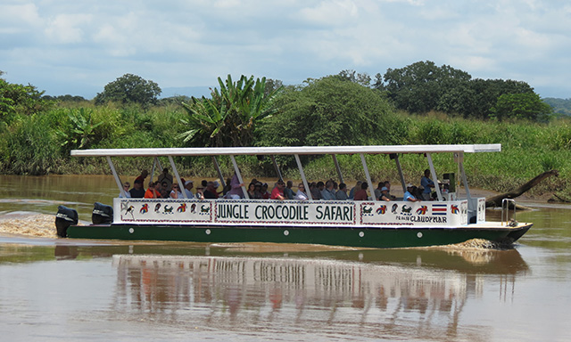 Accessible Carara National Park & Tarcoles Eco-Cruise Tour