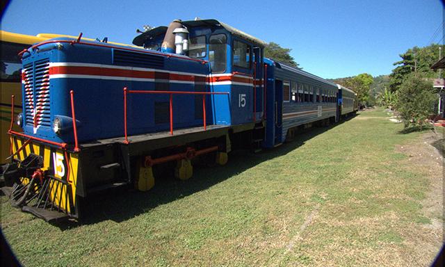 Pacific Railroad and River Eco-Adventure
