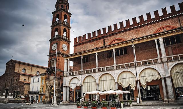 Faenza City of Ceramics and Brisighella Land of Olive Oil