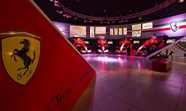 Ferrari Museum, Factory and Fiorano Track Tour