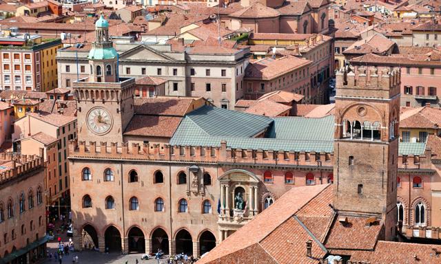 Ravenna and Bologna
