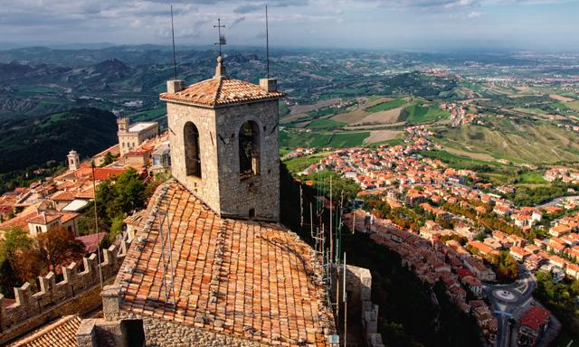 San Marino, World's Oldest Republic