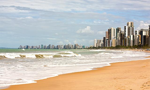 Boa Viagem Beach Tour