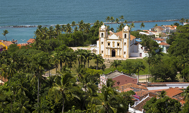 Recife and Colonial Olinda