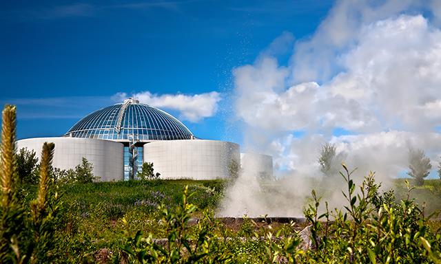 Panoramic Reykjavik & Tour of Perlan - Wonders of Iceland & Aurora
