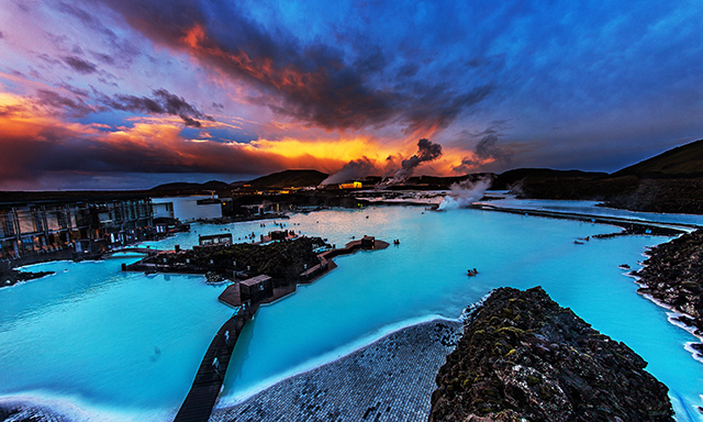 Blue Lagoon Evening Tour