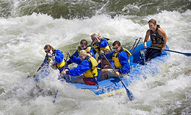 Golden Circle and White Water Rafting