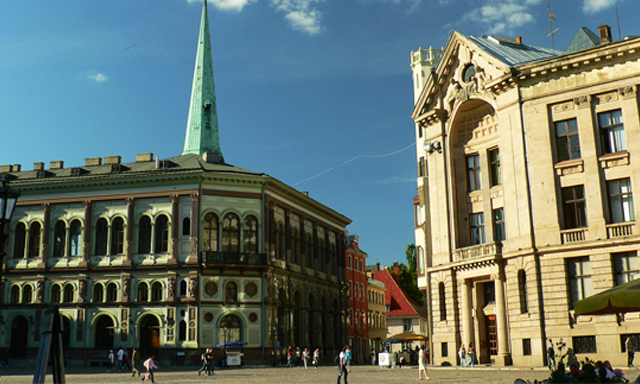 Charming Riga - Art & Architecture