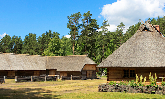 Latvian Open Air Ethnographic Museum