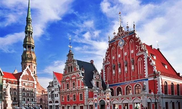 Riga by Segway