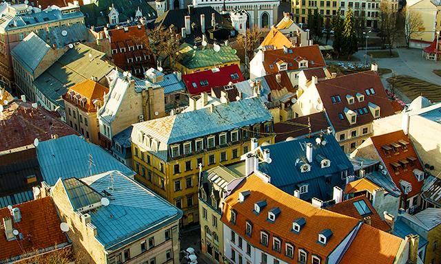 Riga's Jewish Heritage