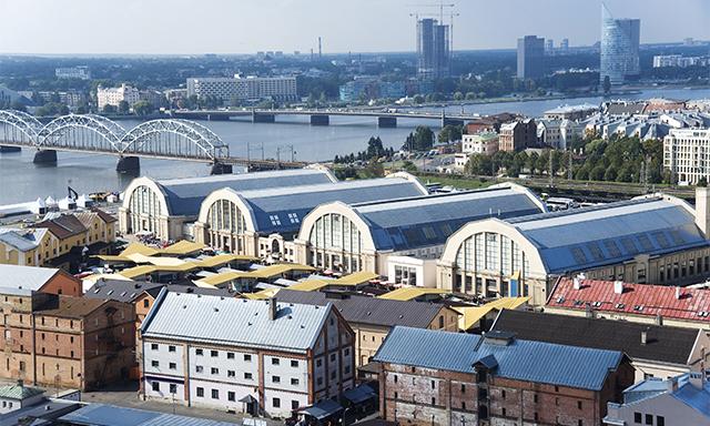 Taste of Riga