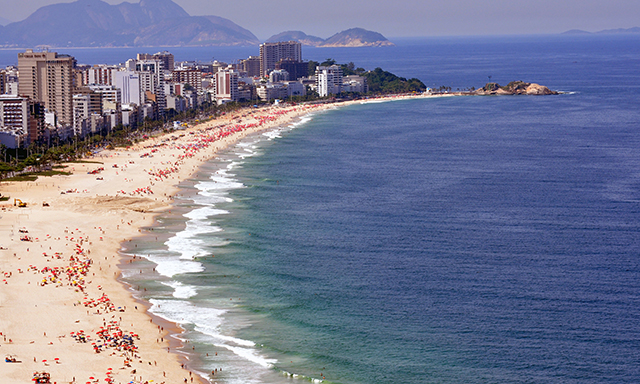 Copacabana & Ipanema Beach Transfer