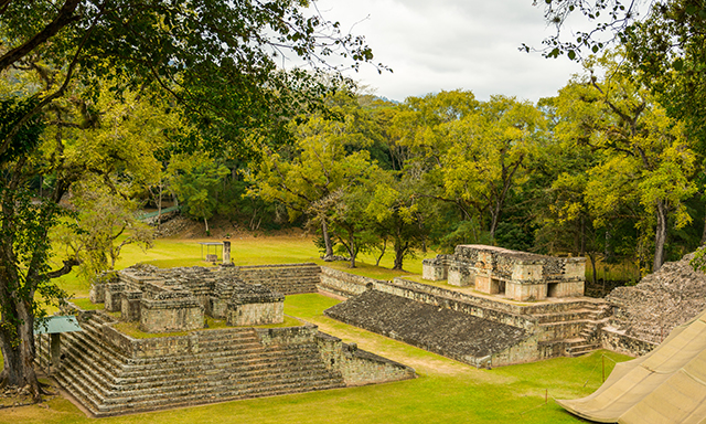 Copán Discovery