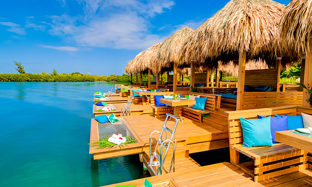Overwater Bungalow Experience