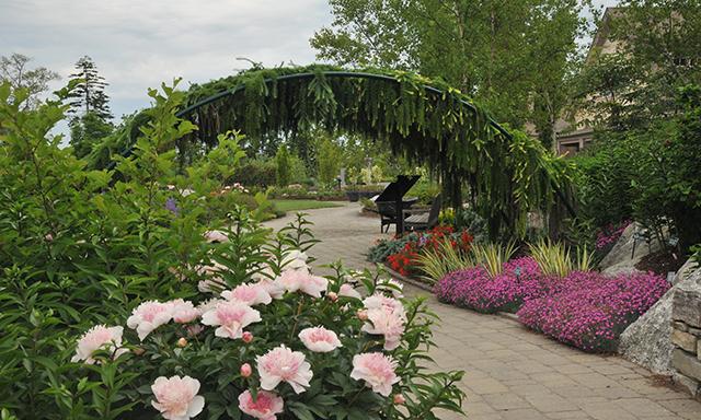 Botanical Gardens and Wiscasset Village (Half Day)
