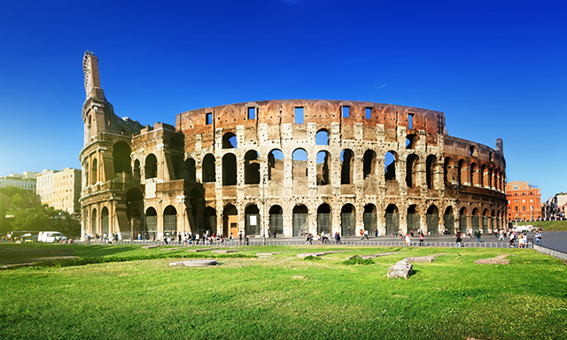 Imperial Rome and Colosseum Arena- Small Group