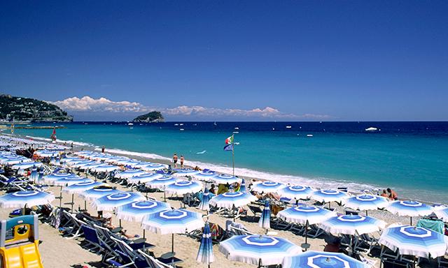 Italian Beach Transfer