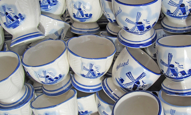 Delft's Blue & Free Time