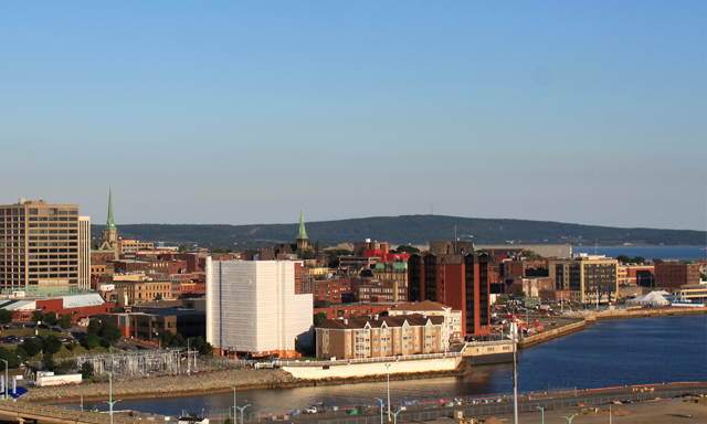 Saint John Historic Walking Tour