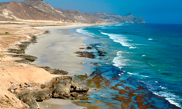 Salalah Beach Tour
