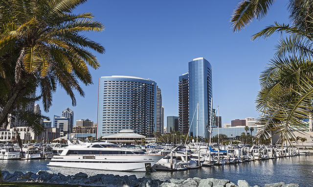 San Diego Harbor Tour and USS Midway